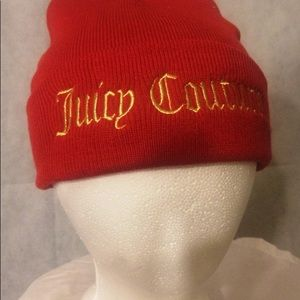 Juicy Couture winter hat- NWOT